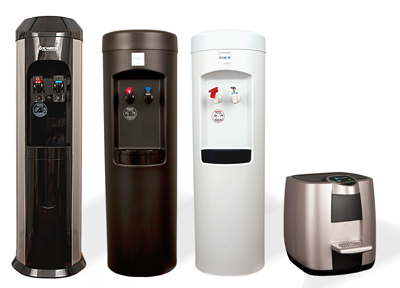 XO bottleLess water coolers